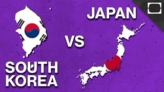 Why Does South Korea Hate Japan?