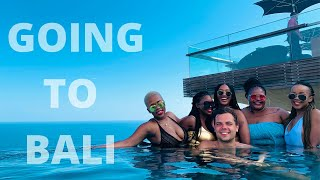 Bali Travel Vlog - Part 1 || South African Youtuber