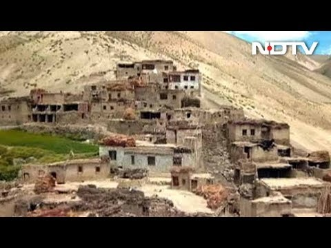 Ladakh's Remotest Village Now Runs Entirely On Its Own Solar Power Grid