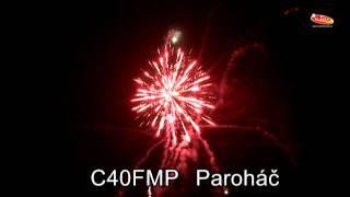 C40FMP  Paroháč