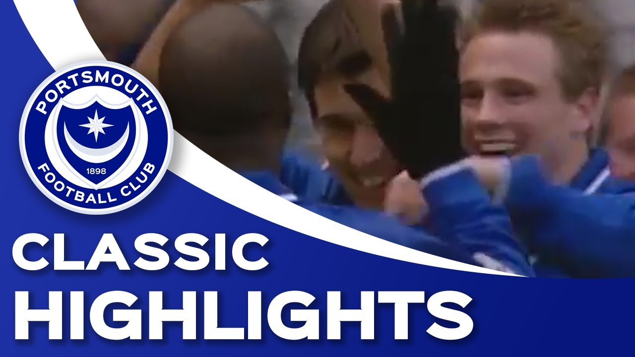Classic Highlights: Portsmouth 6-2 Derby County