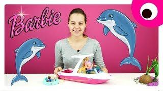 Приключения Барби в открытом море. Дельфины на горизонте | Куклы Barbie для девочек