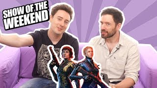 Show of the Weekend: Wolfenstein Youngblood and Andy's Difficulty Mode Dilemma