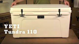 YETI Coolers - Tundra 110