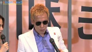 今年の『R-1ぐらんぷり』で知名度をあげた、ACミランの日本代表FW本田圭佑.