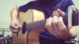 Không cần phải hứa đâu em - guitar cover