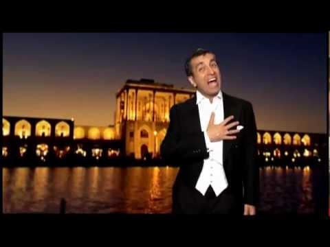 "EY IRAN !!  "" Mario Taghadossi """