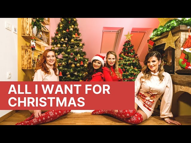 All I want for Christmas - Skupina Chicas (Mariah Carey cover)