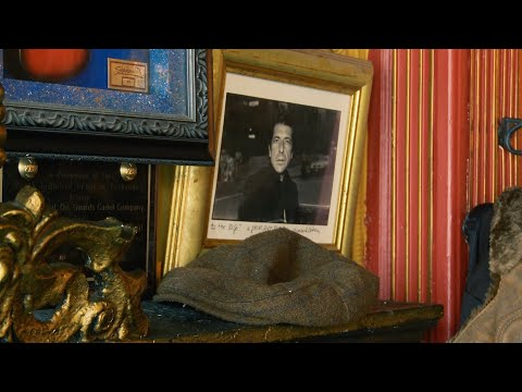 Postcards From Quebec: Leonard Cohen's Hat, digital short