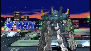 Shin Kidou Senki Gundam Wing:  The Battle - Gundam Heavy Arms Custom