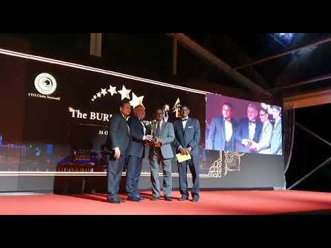 The Burj CEO Award από το CEO Club Dubai στον Κυριάκο Κοφινά