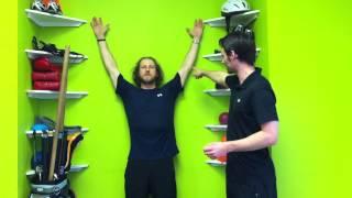 Wall Angel | 60 Second Slim Down | DiVerge Fitness | Columbus GA Gym