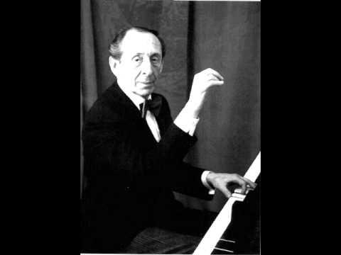 Liszt Annees de Pelerinage  Vallee d'Obermann Horowitz Rec 1966.