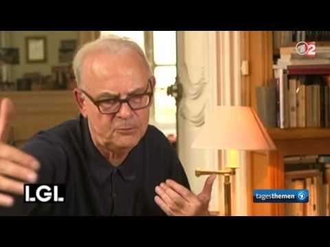 Literaturnobelpreis: Ehrung für französischen Autor Patrick Modiano