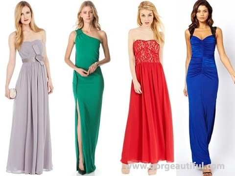 Top 100 beautiful evening dresses for weddings  -  Dresses for women 2016