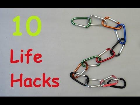 10-life-hacks-with-carabiners-#2