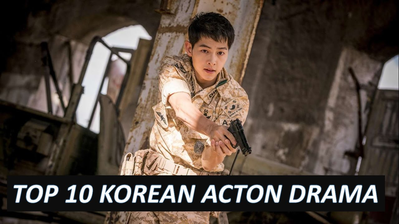 Download TOP 10 KOREAN ACTION DRAMA SERIES WITH BEST HAND TO HAND COMBAT