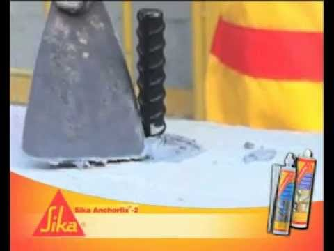 Sika anchor fix 1 dan 2 youtube - Sika anchorfix 3 ...
