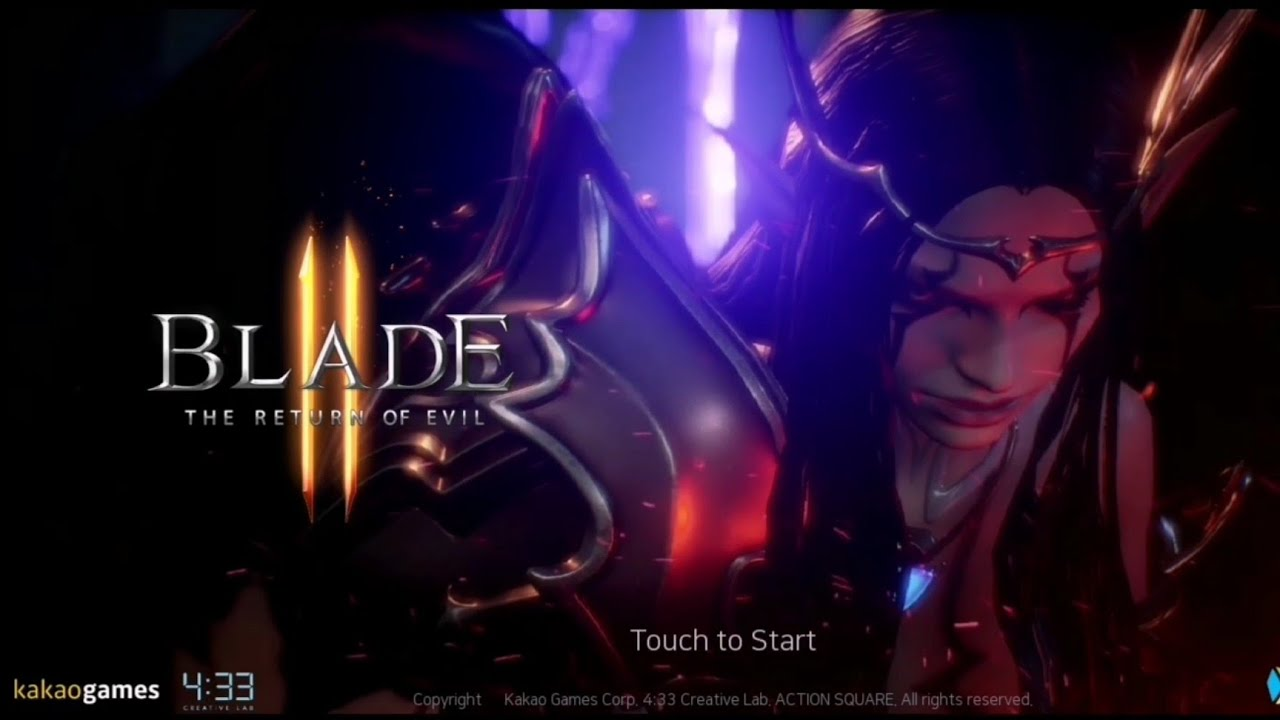 *BLADE II THE RETURN OF EVIL* final de mapa1 Gameplay Android??
