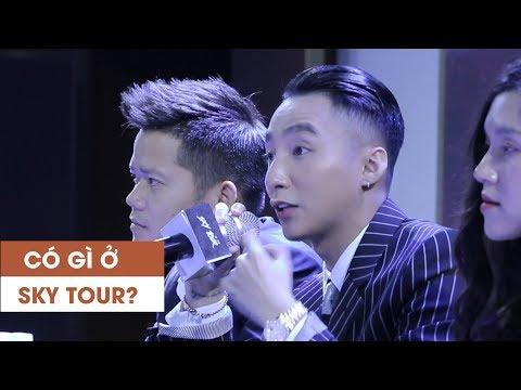 Có Gì Trong 'Sky Tour' Của Sơn Tùng M-TP?