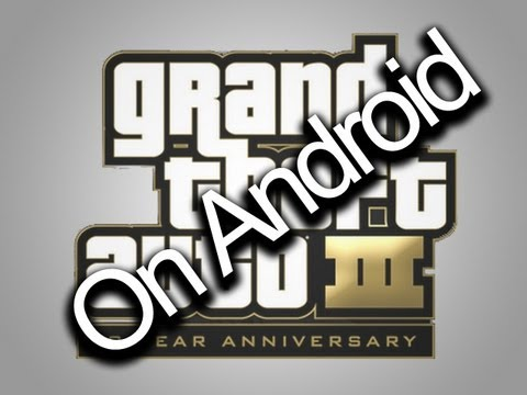 GTA 3 for Samsung Galaxy Ace GT-S5830