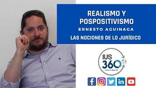Ernesto Aguinaga sobre las concepciones de lo jurídico - Parte II: Realismo y Pospositivismo