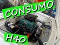 TESTE CONSUMO OPALA 4 CC GASOLINA H40