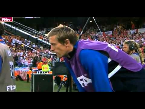World Cup 2010 Most Shocking Moments 7-Heskey is Subbed on!