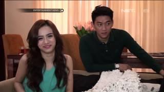 Ifan 'Seventeen' Temani Dylan Fitting Gaun Pengantin