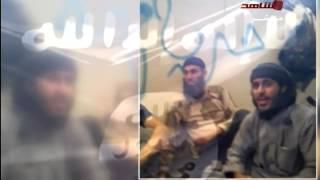 ابو بكر الاستشهادي بداعش يفتخر بالمفخخات لتفجير نفسه