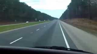 RV drive from Jackson, MS to West Monroe, LA