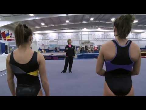 Beyond the Routine with Mary Lee Tracy & Cincinnati Gymnastics - Season Trailer