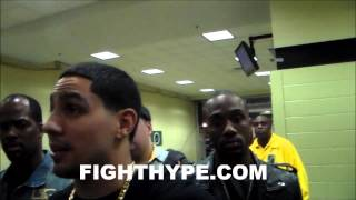 DANNY GARCIA SAYS HE DOESN