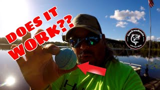 Fishing With BATH BOMBS??!! The Future of BASS Fishing??