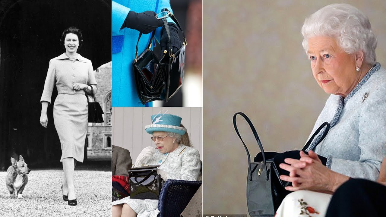 475e98a2fb4a Why the Queen s had the same handbag for 60 YEARS   What secrets are  contained inside the bag