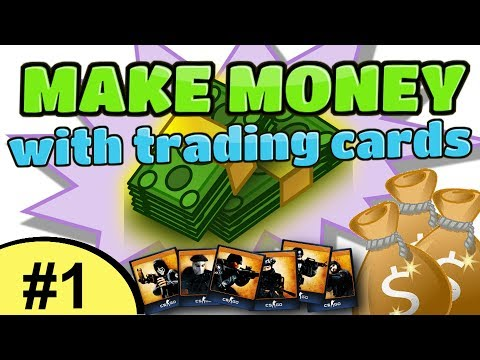 Profit Tutorial | #1 How To Make Profit With Steam Trading Cards