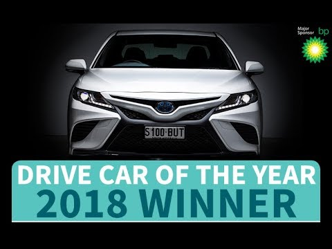 Drive Car Of The Year 2018 Winner | Drive.com.au