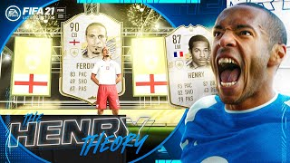 WE PACKED PRIME FERDINAND! (The Henry Theory #34) (FIFA Ultimate Team)
