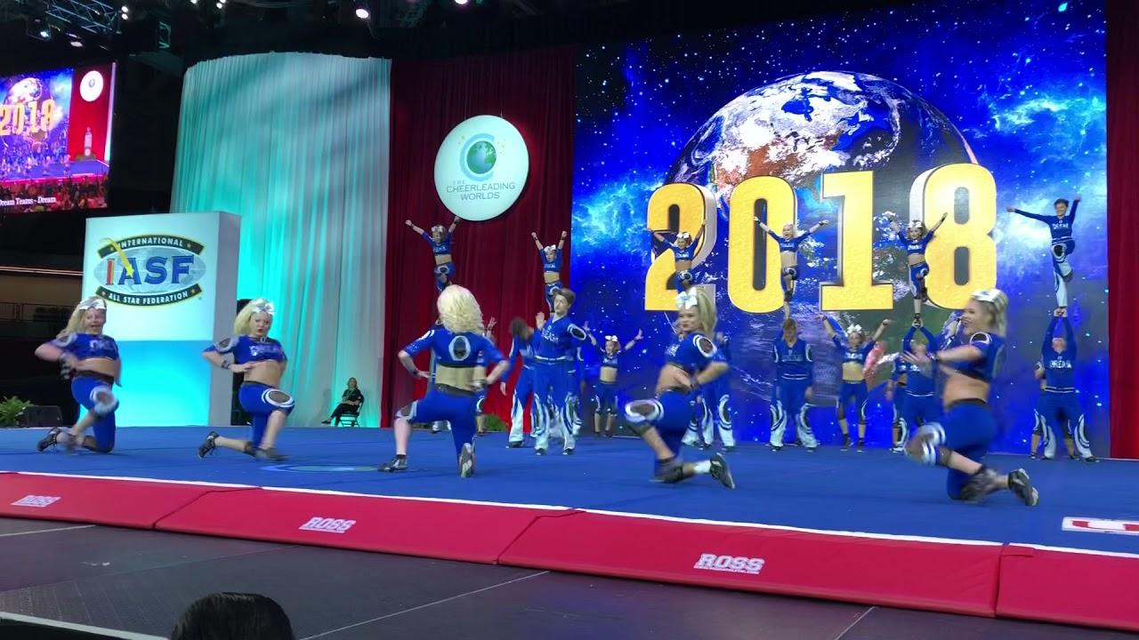 Oregon dream teams dream worlds 2018