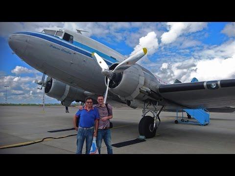 Senic flight DC-3 PH-PBA a part of WOII/Dutch history