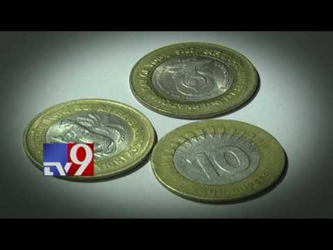 Rumours of 10 Rupee Coin's devaluation cause confusion - TV9