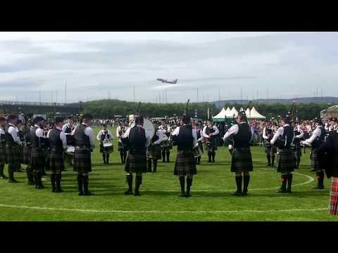 Scottish Power Pipe Band - British Champions 2018 - Medley