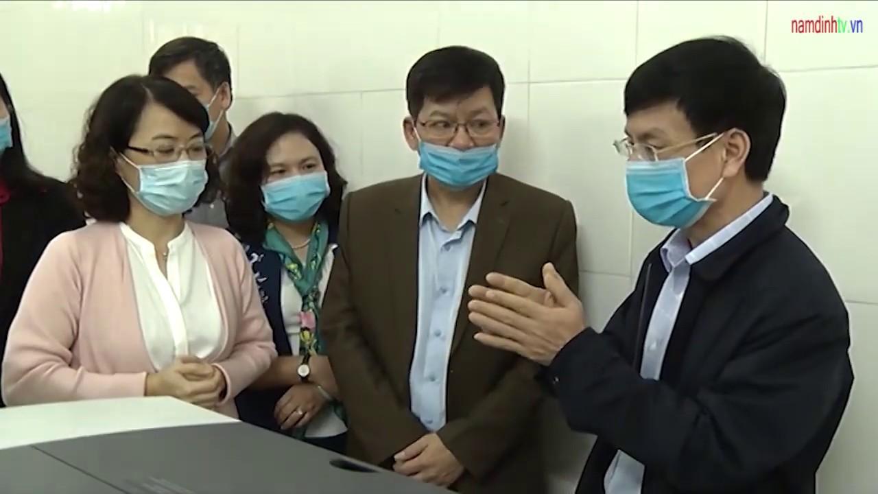 📺 Thời sự Nam Định tối ngày 04/04/2020 | Truyền hình Nam Định
