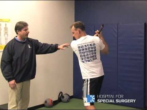 Golf Pre-Season Training Part 3: Golf Mechanics – Hospital for Special Surgery