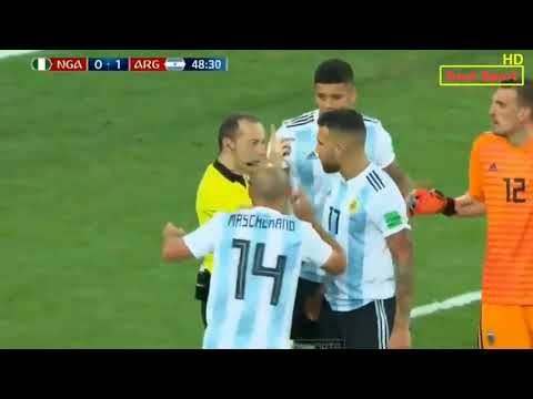 Argentina and Nigeria 2-1 Match Goal & HighLight 2018 World Cup