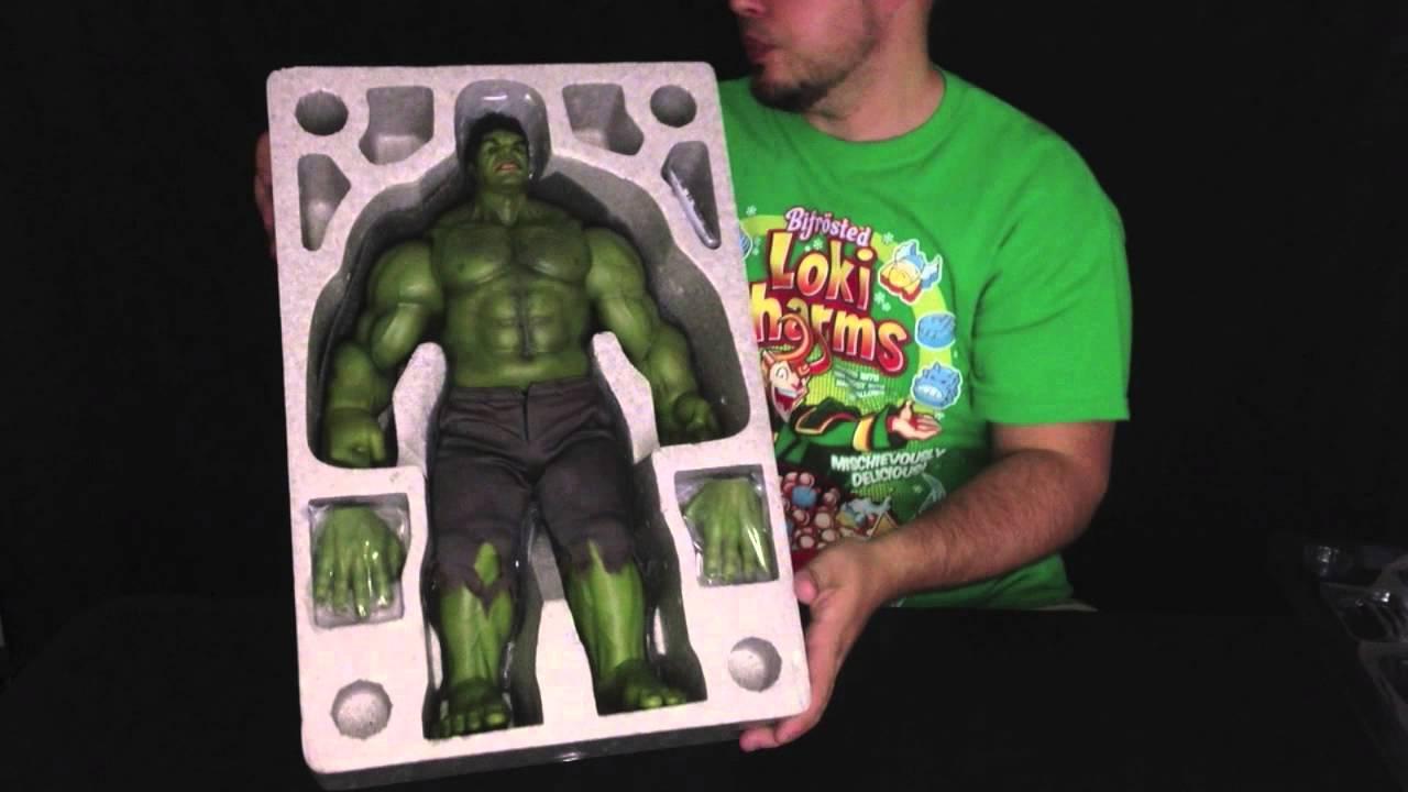 Hot Toys Hulk Review Youtube