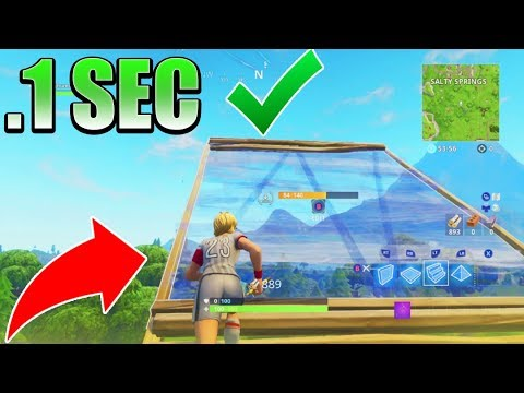 #1 Tip to BUILD FAST on Console! How to Build Faster in Fortnite (Ps4/Xbox  Building Tips and Tricks)