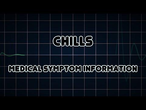 Chills (Medical Symptom)