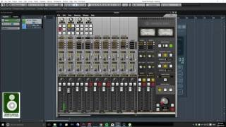 How to do screen capture while recording system audio, DAW and microphone audio Resimi
