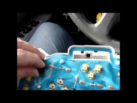 Taurus/Sable Instrument Cluster Repair